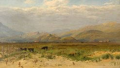 Near Harlech | Henry Moore | Oil Painting