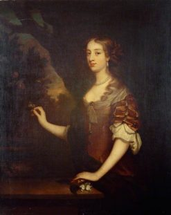 Miss Walpole | Peter Lely | Oil Painting