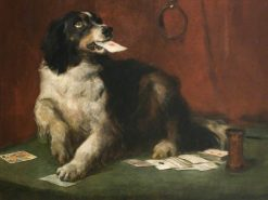 The Trickster | Sir Edwin Landseer | Oil Painting