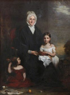Mrs Elizabeth Cheape (1768-1857) | Colvin Smith | Oil Painting