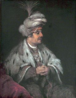 The Turkish Ambassador | Aert de Gelder | Oil Painting
