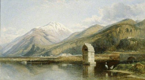 Tomb in the Water