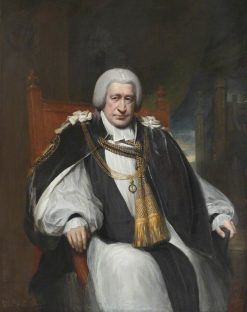 Brownlow North (1741-1820) | Henry Howard | Oil Painting