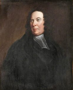 Edward Young (1683-1765)   Joseph Highmore   Oil Painting