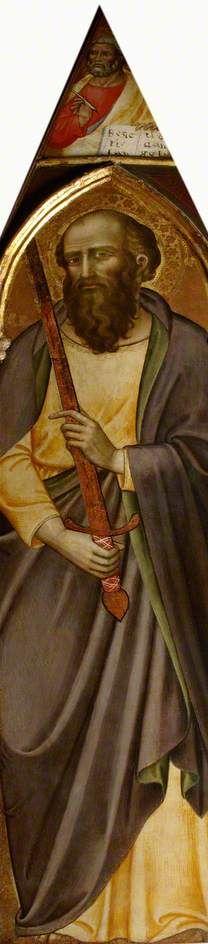 Saint Paul | Luca di TommE | Oil Painting
