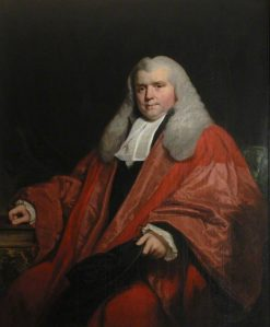 Sir John Nicholl | William Owen | Oil Painting