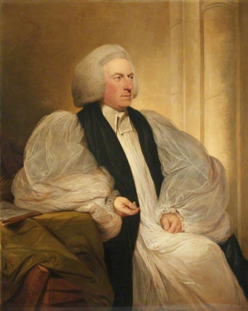 George Mason (1731?-1783) | Tilly Kettle | Oil Painting