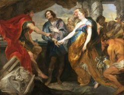 The Continence of Scipio | Anthony van Dyck | Oil Painting