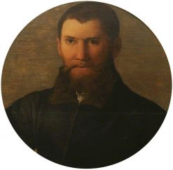 Portrait of a Man | Dutch School th Century   Unknown | Oil Painting