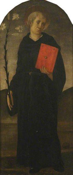 Saint Nicholas of Tolentino | Francesco Botticini | Oil Painting