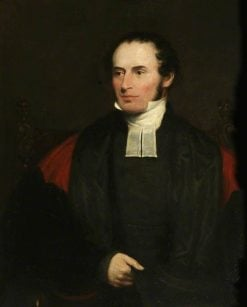 Renn Dickson Hampden (1793-1868)