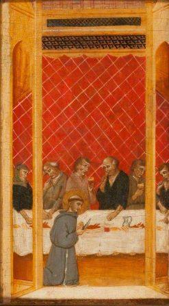 Saint Francis | Italian School th Century   Unknown | Oil Painting