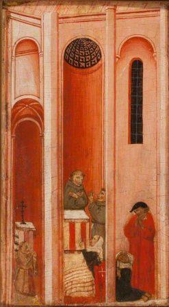 Saint Clare | Italian School th Century   Unknown | Oil Painting