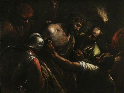 Christ Crowned with Thorns | Jacopo Bassano | Oil Painting