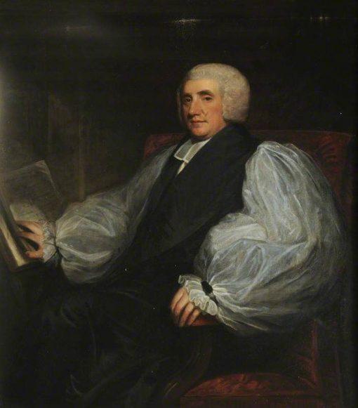 Edward Venables Vernon-Harcourt | John Hoppner | Oil Painting