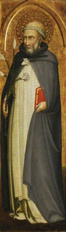 Saint Dominic | Master of the Straus Madonna | Oil Painting