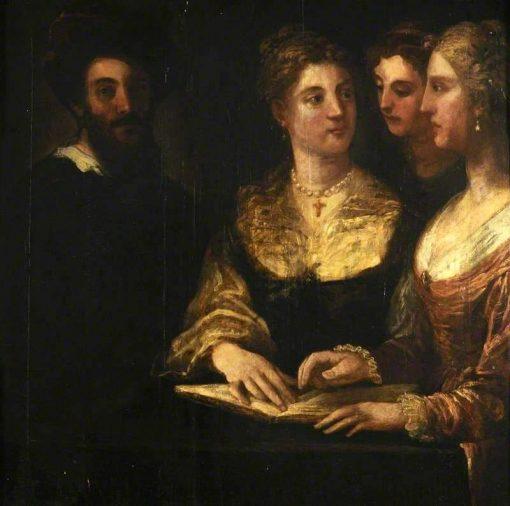 A Concert: Three Ladies Singing