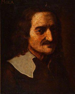 Portrait of a Man | Pier Francesco Mola | Oil Painting
