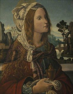 The Magdalen | Raffaellino del Garbo | Oil Painting