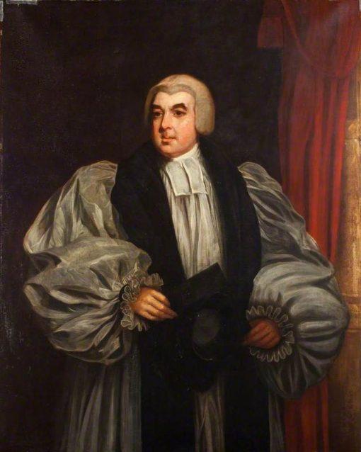 Edward Legge | William Owen | Oil Painting
