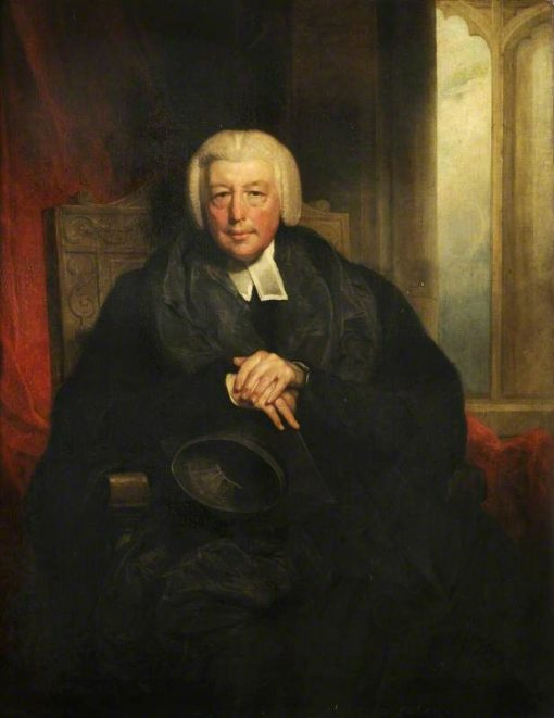Cyril Jackson (1746-1819) | William Owen | Oil Painting