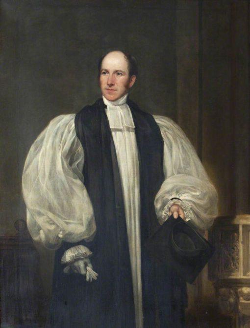Edward Denison (1801-1854) | Henry William Pickersgill | Oil Painting