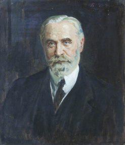 Francis Herbert Bradley | Reginald Grenville Eves | Oil Painting