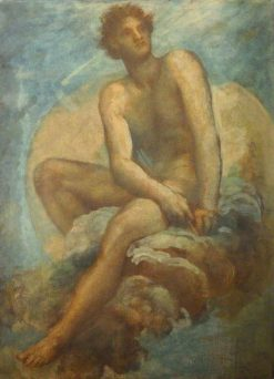 A Study for Hyperion | George Frederic Watts | Oil Painting