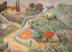Near Nimes | Roger Eliot Fry | Oil Painting
