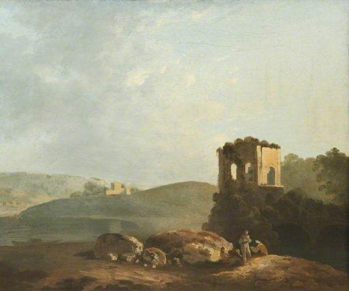 Italian View | Richard Wilson