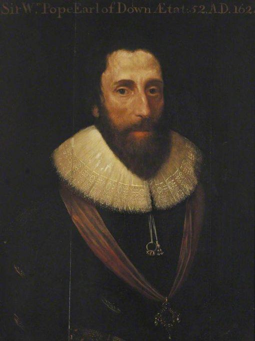Portrait of Sir William Pope