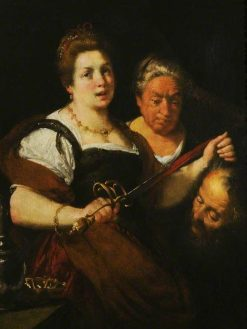 Judith and the Head of Holofernes | Bernardo Strozzi | Oil Painting