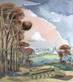 Oxford During the War | Paul Nash | Oil Painting