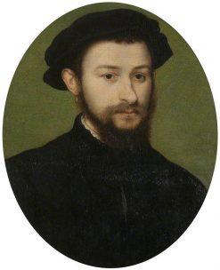 Portrait of an Unknown Man | Claude Corneille de Lyon | Oil Painting