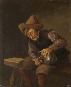 The Sense of Sight | Jan Havicksz. Steen | Oil Painting