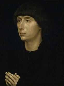 Portrait of an Unknown Man | Rogier van der Weyden | Oil Painting