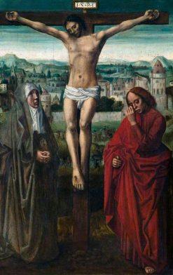Crucifixion | Adriaen Isenbrandt | Oil Painting