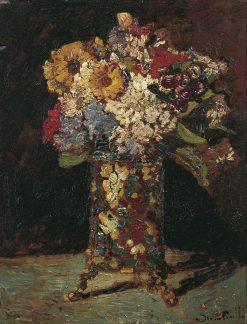 Flower Still-Life | Adolphe Joseph Thomas Monticelli | Oil Painting