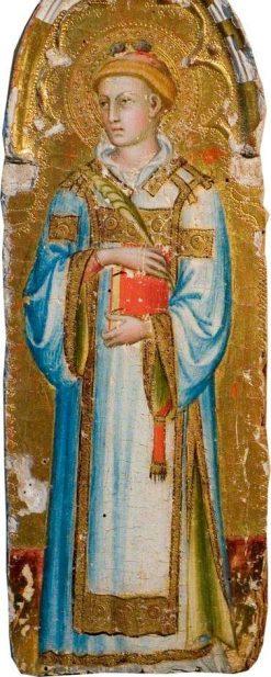 Saint Stephen | Andrea di Bartolo | Oil Painting