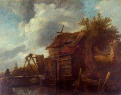 The Mill   Cornelis Gerritsz. Decker   Oil Painting