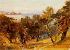 Corfu | Edward Lear | Oil Painting