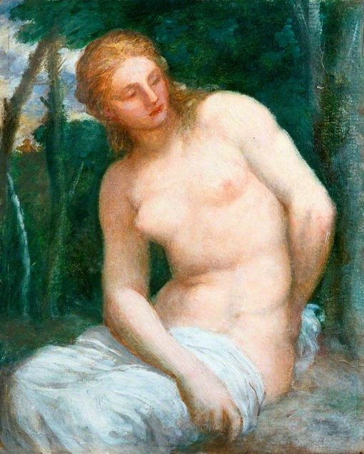 Daphne's Bath | George Frederic Watts | Oil Painting
