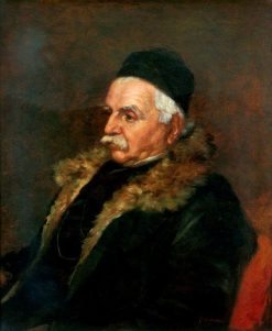 Constantine John Ionides | George Frederic Watts | Oil Painting