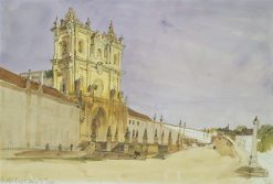 Sketch in Portugal | James Holland | Oil Painting