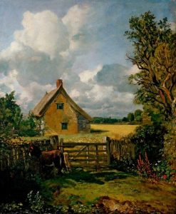 The Cornfield | John Constable | Oil Painting