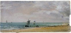 Brighton Beach | John Constable | Oil Painting