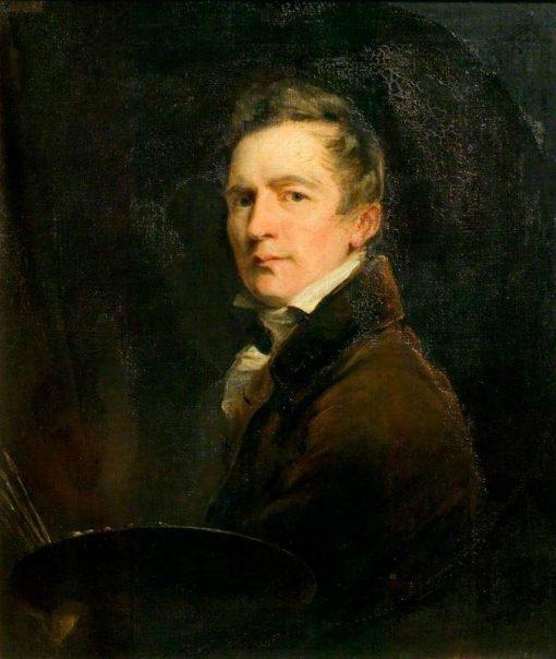Self-Portrait | John Jackson | Oil Painting