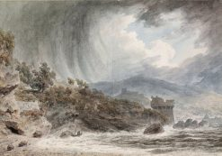 Coast Scene | John Robert Cozens | Oil Painting
