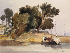 Landscape | John Sell Cotman | Oil Painting