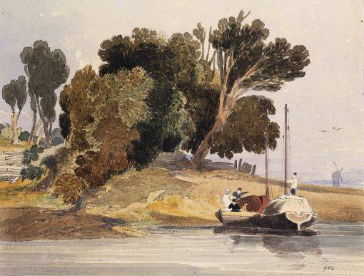 Landscape | John Sell Cotman | Oil Painting